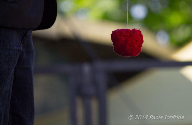Rosso pon pon