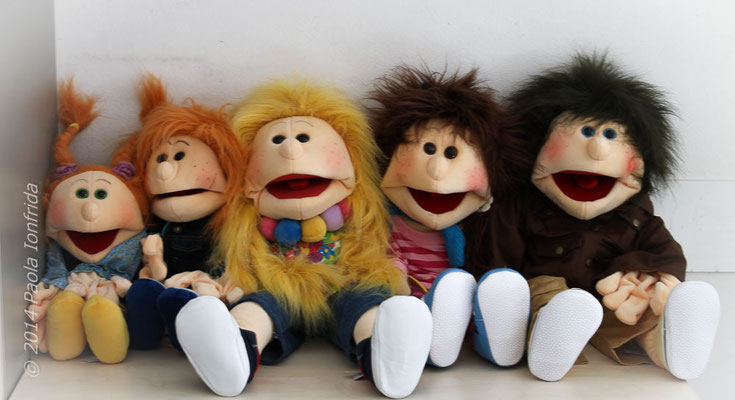 The Muppet's Puppet Show