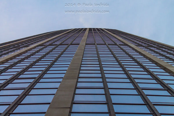 Tour Montparnasse - on the 56th floor