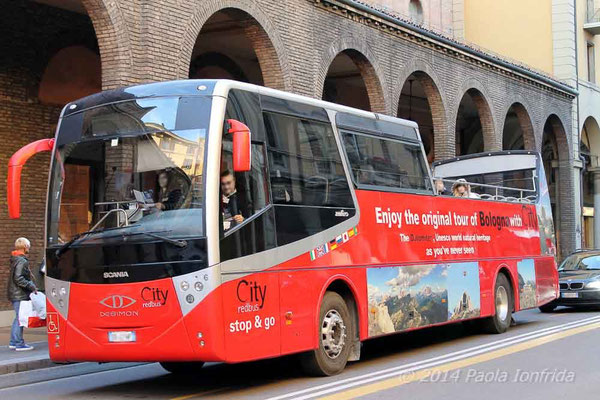 Red City Bus - Bologna