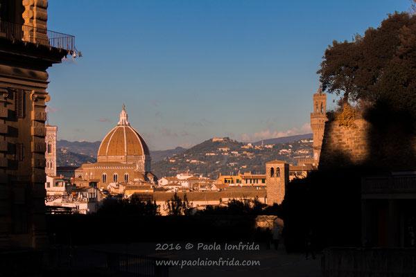 Scorcio di Firenze