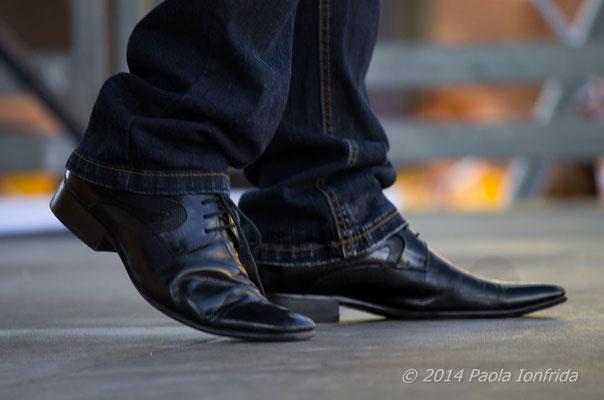 Le scarpe del mago