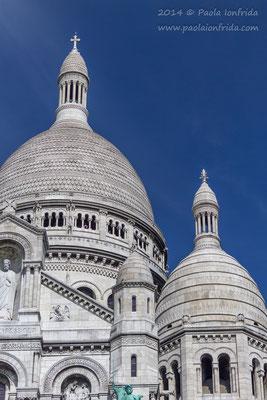 Les cupoles de Montmartre