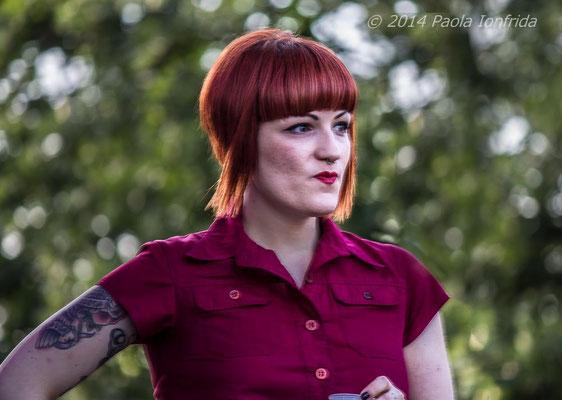 Rosso ramato & tattoo
