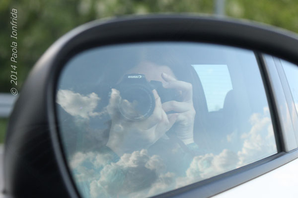 Specchio riflesso