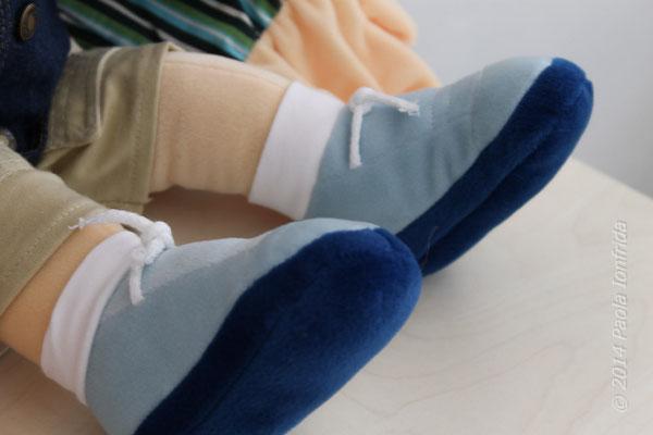 Scarpine di bambola