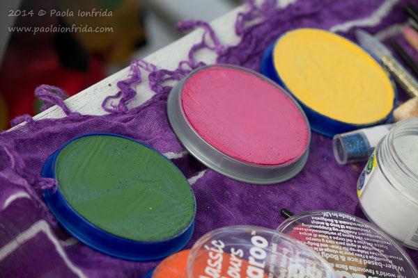 Make up truccabimbi