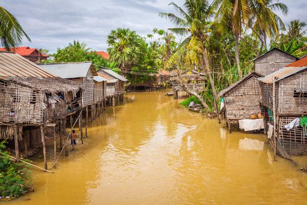 Tonle Sap in Kampong Chhnang