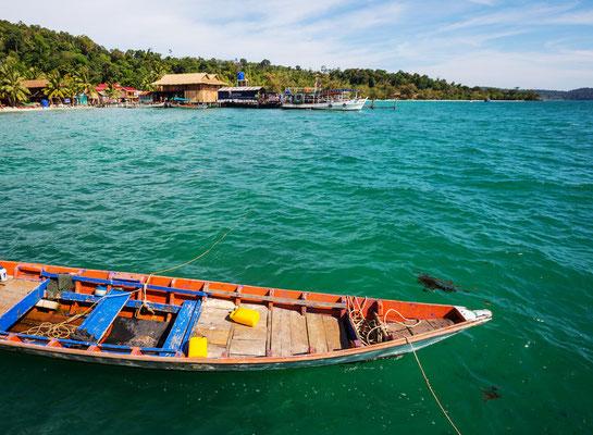 Kep Strandurlaub Kambodscha