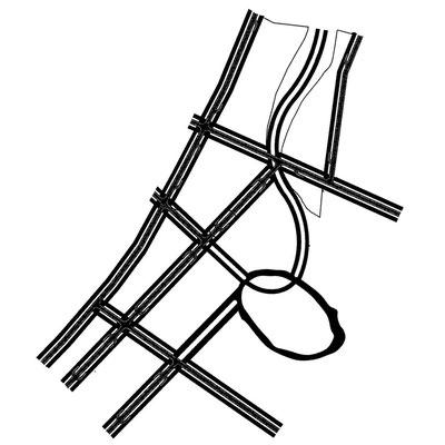 Проект развития территории на окраине Самары для Международного градостроительного конкурса IAHH' 2008