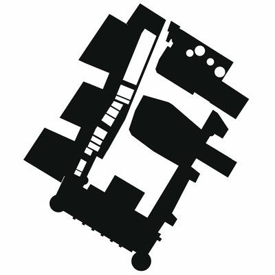Сердце города - Пост-замок, проект для Международного конкурса на реконструкцию исторического ядра Калининграда, 2015 г.
