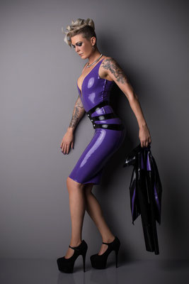 Jacke Latex daily wear