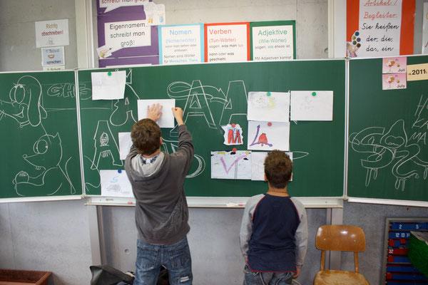 Schul-Workshop Grund und Hauptschule Engen