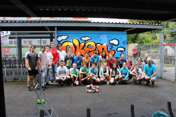 Graffitiworkshop Offenburg