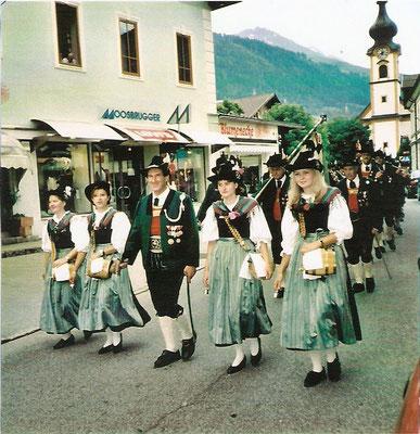 Schützenfest Mittersill