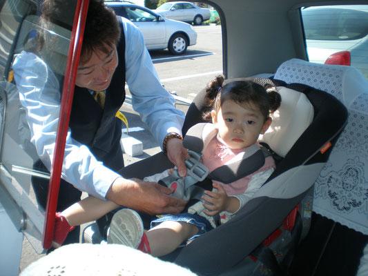 安心安全な子育てタクシーを運行しています
