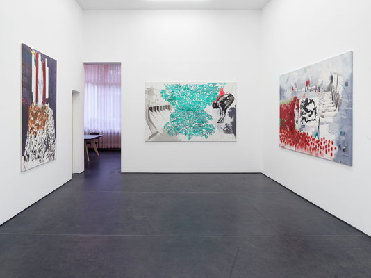 GALERIE NORBERT ARNS 2017 COLOGNE, GERMANY