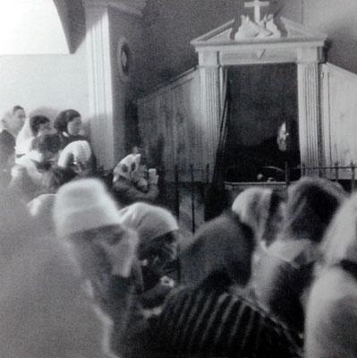 La cancellata, che il Padre mal sopportava, fu un esito della Visita apostolica di mons. Carlo Maccari, nell'estate del 1960