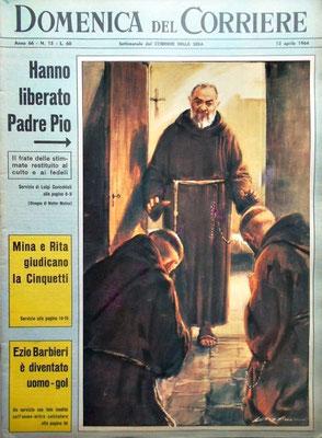 Il 30 luglio 1964 Paolo VI comunicò ufficialmente, tramite il card. Ottaviani, che a Padre Pio veniva restituita ogni libertà del suo ministero. Le condanne del Sant'Uffizio verso di lui non verranno mai revocate
