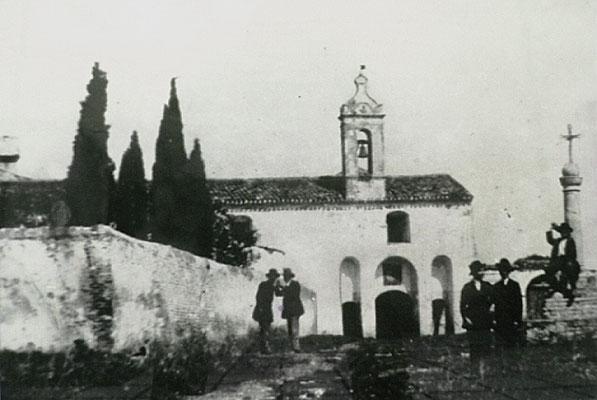 Il convento dei Frati Cappuccini di Serracapriola (1880)