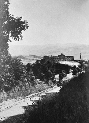Il convento di San Marco la Catola (Foggia), intitolato a S. Maria di Giosafat, dove Fra Pio venne trasferito, insieme ad altri studenti cappuccini, dalla fine di ottobre 1905 a fine aprile del 1906