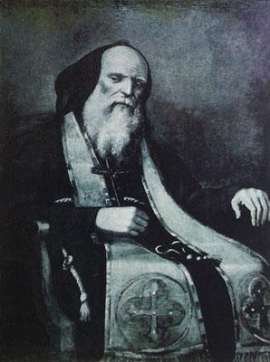 Antica immaginetta del Servo di Dio padre Raffaele da Sant'Elia a Pianisi (1816-1901)