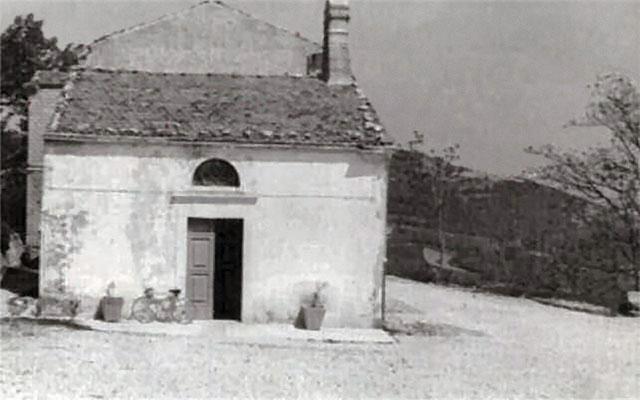 La Cappella intorno al 1930