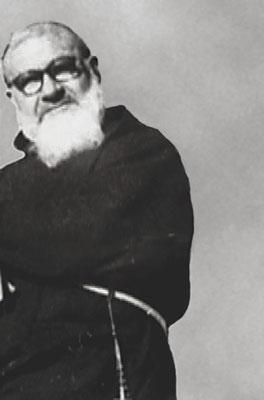 Padre Guglielmo Bucci da San Giovanni Rotondo (1886-1970)