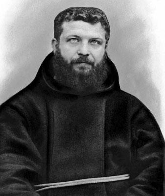 Padre Benedetto Nardella da San Marco in Lamis (1872-1942); fu padre spirituale di Padre Pio dal 1905 al 1922; Vicario e Ministro provinciale, ininterrottamente dal 1908 al 1919