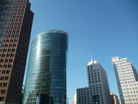 Cityguide Potsdamer Platz Berlin