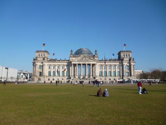 Tour Reichstag