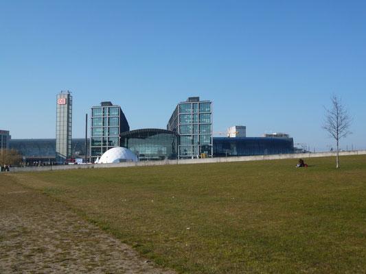Tour Berliner Hauptbahnhof