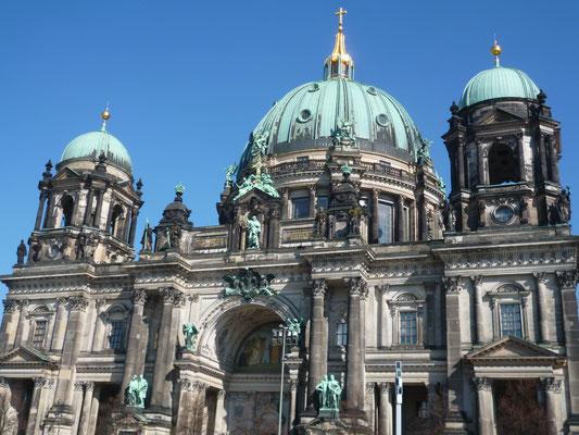 Stadtführung Berlin Spreetour