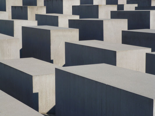 Stadtführung Holocaust-Mahnmal