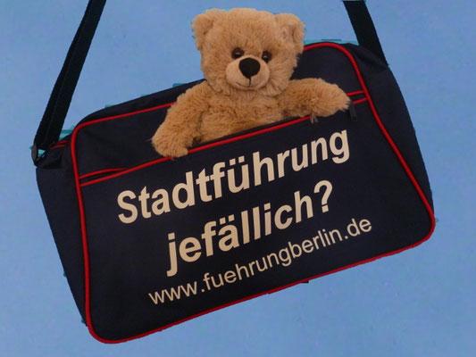 Stadtführung Berline Spreetour