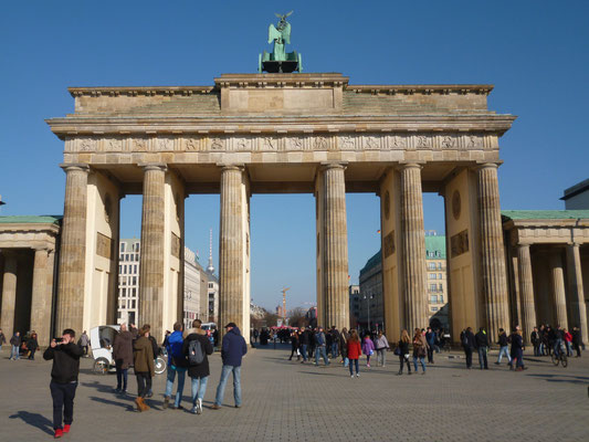 Stadtführung Brandenburger Tor