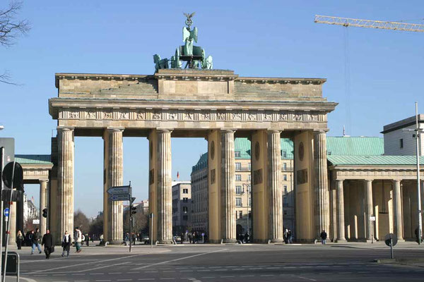 Brandenburger Tor  ©Jürgen Marquardt /www.free-fotos-berlin.de