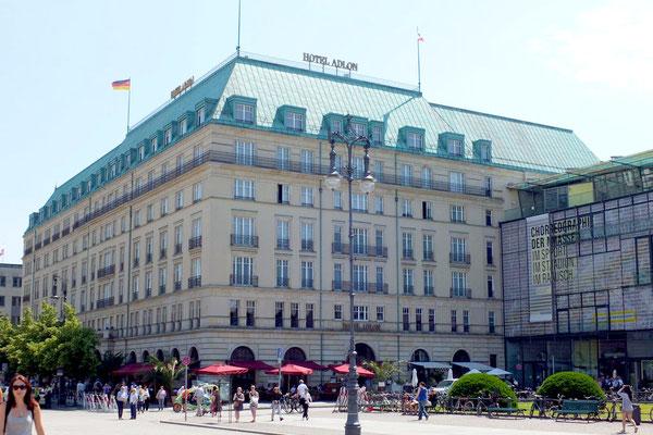 Hotel Adlon ©Jürgen Marquardt /www.free-fotos-berlin.de