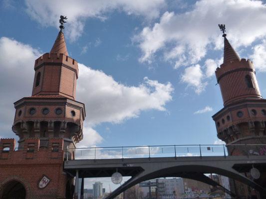 Oberbaumbrücke Stadtführung