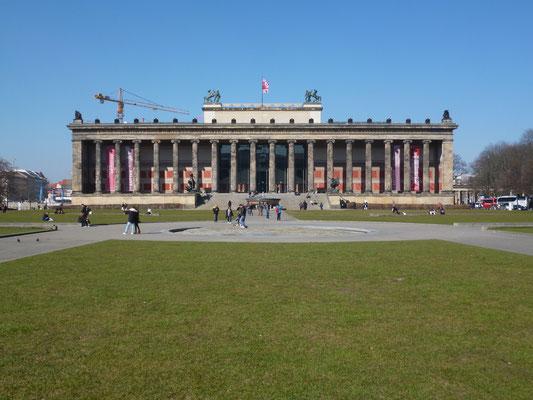 Neues Museum Berlin Stadtführung