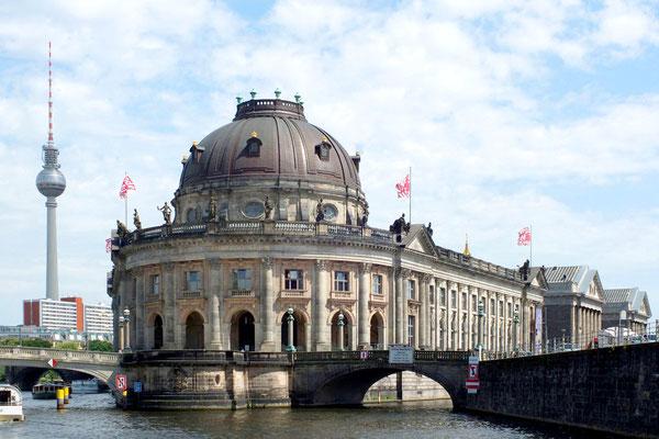Museumsinsel ©Jürgen Marquardt /www.free-fotos-berlin.de