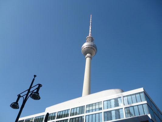 Berliner Fernsehturm Stadtführung