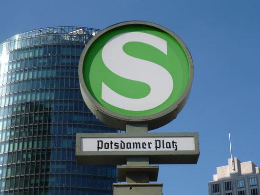 Stadtführung Berlin Potsdamer Platz