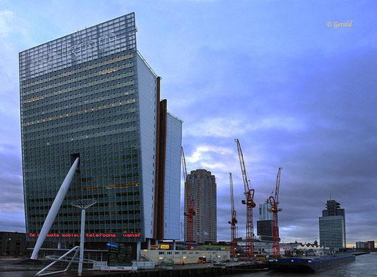 KPN building Rotterdam