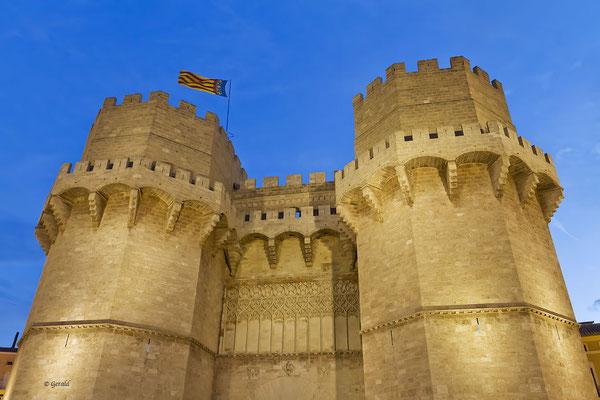 Old prison, Valencia