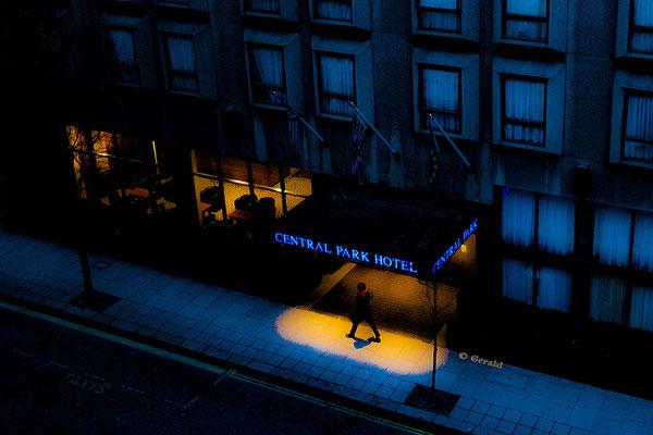 Central Park hotel, London