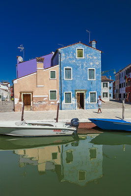 Burano -1. Fisherman's village.