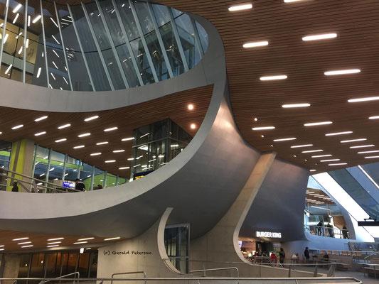 Arnhem train & bus station
