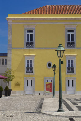 The Yellow house, Lissabon