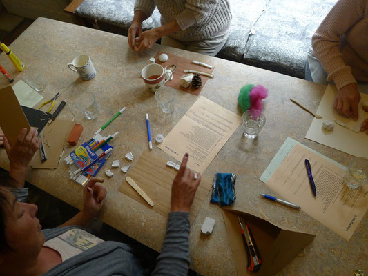 "Workshop ""In mir das Haus"""